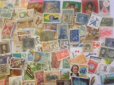500 Different Latin America Stamp Collection - Pictorials and Commemoratives