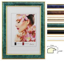 Fame Holz Bilderrahmen 10x15 bis 30x40 cm Fotorahmen Bilder Lifestyle