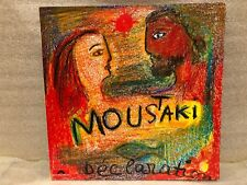"Moustaki ""Declaration"" French Import Lp is VG+"