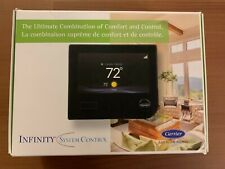 Carrier Infinity SYSTXCCITC01-B Programmable WiFi Thermostat v2.00