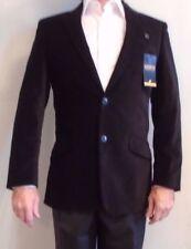 NWT Andrew Fezza Assets Sport Coat 100% Cotton Velure Sz 38-R MSRP:$279 (SC-122)