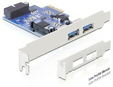 Delock PCI Express Karte 2 X extern USB 3.0