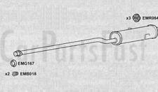 SILENCER MERCEDES A-CLASS (W168) A 140 (168.031, 168.131) 1997-07-> 2004-08