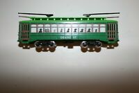 A Street car named desire dummy static display ho scale Readers digest