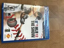 MLB 12: The Show (Sony PlayStation Vita)