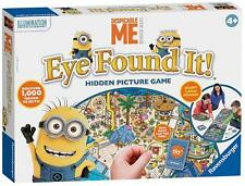 Ravensburger Despicable Me Eye Found it! - Hidden Picture Game