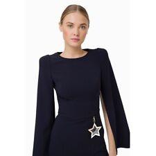 Vestito Donna Elisabetta Franchi Abito corto Blu AB90096E2 805