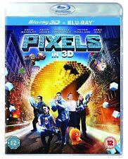 Pixels (Blu-ray 3D) **NEW**