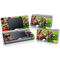 Super Mario Party 8 Vinyl Decal Skin Sticker Cover for Nintendo DS Lite DSL NDSL
