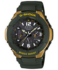 CASIO TOUGH SOLAR GRAVITY DEFIER WORLD TIME ALARM MEN'S WATCH G-1200G-1A NEW