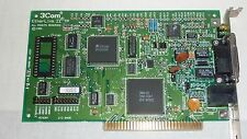 Vintage 3COM 3C503-TP EtherLink II ISA Slot Card for PCs, 10Mbps