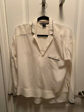 French Connection Woman's white blouse size 4