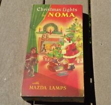 Noma Antique Christmas Decorative Lighting Boxed Set Lights