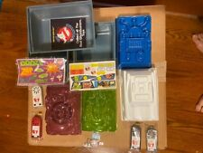 Vintage Ghostbusters Hardees promotional items - Super Rare
