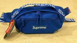 NEW Supreme Crossbody SS18 Shoulder Bag Fanny Pack Waist Bag Multicolor