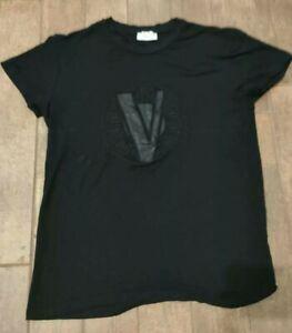 Versace collection Shirt Greca Black Vintage Size Large
