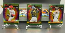 2021 Topps FINEST FLASHBACKS YOU PICK COMPLETE YOUR SET