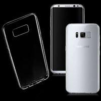 Ultra Fine Étui Housse Coque TPU Gel Transparent pour Samsung Galaxy S8/S8+ plus