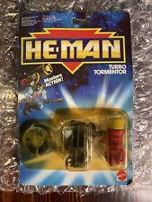 New Adventures He-Man TURBO TORMENTOR 1988 sealed MATTEL