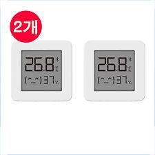 샤오미 미지아 블루투스 온습도계 2 / 2개 / LCD 온도계 습도계/APP 연동/고정밀 센서