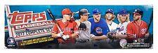 2017 Topps Baseball Complete Trading Cards Set