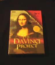 The DaVinci Project (Includes 100 Page Book,DVD & Bookmark -2006) Brand New