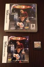 Doctor Who Top Trumps Game For Ds Dsi Ds Lite 3Ds Nintendo Complete & Boxed.