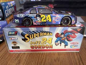 JEFF GORDON #24 DUPONT - SUPERMAN - 1999 - MONTE CARLO - ReVell