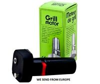 Grill Battery Motor for Greek Cyprus Cypriot Style BBQ / Barbecue NEW