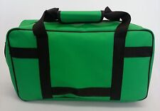 Green Pro Wipe down Waterproof First Aid First Response Compartment Dura Bag