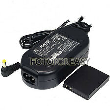ACK-DC40 AC Adapter Charger CA-PS500 for Canon PowerShot D10 S90 S95 SD1200 IS