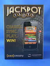 Iphone 3 or 4 & Ipod Touch 1st to 3rd cradle charger novel working slot machine