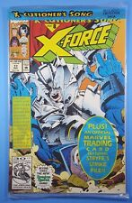X-Force #17 X-Cutioner's Song Poly-bagged with Trading Card Marvel Comics 1992