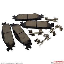 Ford Genuine Parts Motorcraft BR1508 Disc Brake Pads EU2Z-2V001-A Factory
