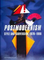 Postmodernism : Style and Subversion, 1970-1990, Hardcover by Adamson, Glenn ...
