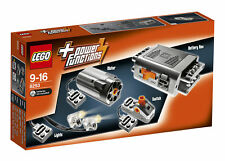 LEGO Technic Power Functions Motor Set 8293 brand new sealed #4