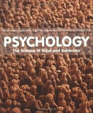 Psychology: The Science of Mind and Behaviour,Michael  W. Passer, Ronald  E Smi
