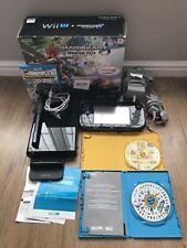 Nintendo Wii U Console 32gb Premium - Mario Kart 8 plus 3 games bundle