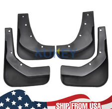 Genuine XUKEY Mudguards For Ford Escape 2013 -2019 Mud Flaps Splash Guards Black