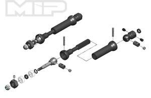 MIP 18140 X-Duty CVD Drive Kit Rear 87mm to 112mm Traxxas Slash Rally Stampede