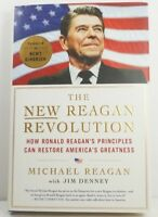 The New Reagan Revolution SIGNED Michael Reagan