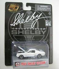 1965 Ford Shelby GT350R Mustang *** Shelby Collectibles 1:64 RAR+OVP