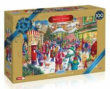 Gibson's Christmas Limited Edition 2019 New,  sealed, Secre 1000pc Jigsaw Puzzle