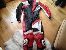 Akita Daytona pro motorcycle suit one piece uk 46 euro 56