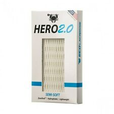 East Coast Dyes Hero 2.0 Semi-Soft Lacrosse Mesh - Various Colors (New)