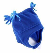 REI INFANT BOYS 6-12 MOS TRI-TOP FLEECE HAT W CHINSTRAP IN 862d32d011cf