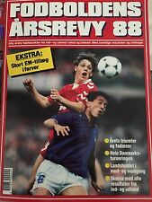 Fodboldens Årsrevy 88 - Danish Football Yearbook 1988