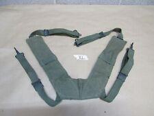 M-1956 Combat Suspenders Vietnam Size Extra Large (St23)