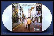 OASIS What's The Story Morning Glory? 2xLP on WHITE VINYL New SEALED /3000