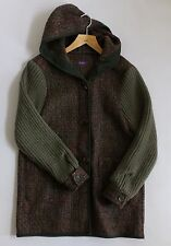 Women's roxtons Hiver Wool Cashmere Coat Size M UK 12